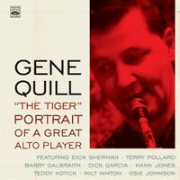 Gene Quill: GENE QUILL 'THE TIGER' - PORTRAIT OF A GREAT ALTO PLAYER