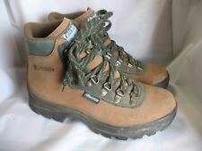Ex++ Hardly Worn Size 5 RAICHLE HEAVY HIKING TREKKING BOOTS - made in Europe