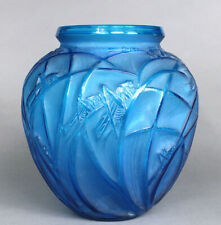Vase Sauterelles de R.Lalique