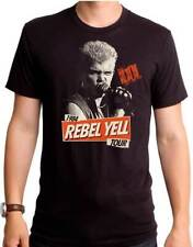 BILLY IDOL Tour Rebel Yell T SHIRT S-2XL New Official Goodie Two Sleeves Merch