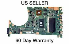 Asus Q552UB Laptop Motherboard w/ Intel i7-6500U 2.5GHz CPU 31BK2MB0110