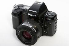 Nikon N8008 SLR Camera With Nikon AF Nikkor 35-70mm f3.3-4.5 Lens