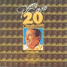20 Greatest Hits by Perry Como CD April 1980, BMG Magic Moments Caterina I Know