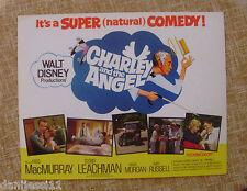 1973,Lobby Card,Charley and the Angel,Walt Disney,Fred MacMurray,Cloris Leachman
