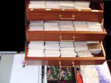 Telefonkartenlager mit ca. 5690 Telefonkarten - genaue Aufstellung beachten !