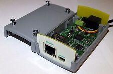Internet hygrometer, thermometer, IP, Ethernet, LAN, SNMP, Telnet, Remote Log