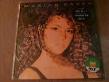 MARIAH CAREY Self-titled Sealed Lp