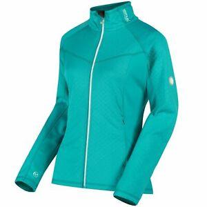 Regatta Esteli Womens Lightweight Stretch Hybrid Fleece Softshell Jacket RRP £55