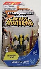 WINDRAZOR TRANSFORMERS PRIME BEAST HUNTERS LEGION CLASS PREDACON FIGURE MOSC