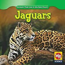 Jaguars by Guidone, Julie -ExLibrary
