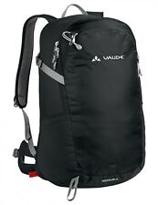 Vaude Expedition Hiking Trekking Backpack Wizard 24+4 L Black with Rain Cover