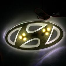 LED Car Tail Logo Auto Badge Light White light for Hyundai I30 Elantra 2010