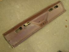 NOS OEM Ford 1955 Mercury Radiator Support Upper Panel Monterey Montclair Custom