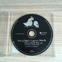 Tre Allegri Ragazzi Morti - Mai Come Voi - CD Single PROMO - 1999 BMG - RARO!