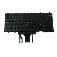 DELL D19TR Latitude E5450 E5470 5480 E7450 E7470 Notebook Keyboard