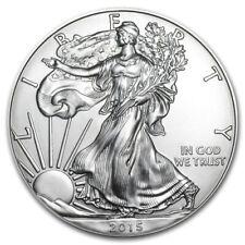 2015  American Eagle Silver Dollar Coin $1 Bullion Coin Single BU 1 oz