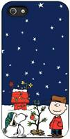Charlie Brown Peanuts Comics Snoopy Christmas Case Iphone
