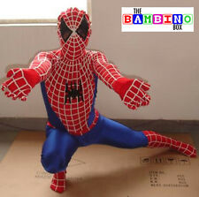 The Spiderman Costume Suit - Supreme Lycra Outfit - Batman