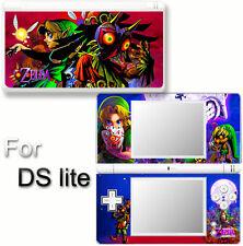 Legend of Zelda Majora's Mask SKIN STICKER COVER DECAL #1 for Nintendo DS Lite