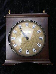 Vintage antique kienzle mantle wooden clock