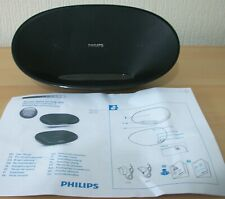 PHILIPS SB3350 MAINS or BATTERY POWERED STEREO BLUETOOTH SPEAKER UNIT