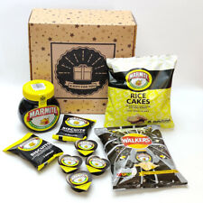 GIFT FOR YOU - Marmite Ultimate Treasure Gift Box - Jars, Crisps, Biscuits