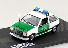 Opel Corsa A Polizei Deutschland 1982-1993 1:43 IXO / Altaya Modellauto