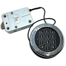 Electronic Digital Keypad Lock for Safes, Replaces LaGard Basic, UL Listed Lock.