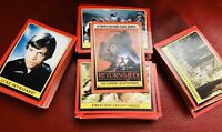 1983 STAR WARS RETURN OF THE JEDI  Trading Cards by Topps     Lot of 5