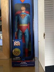 "SUPERMAN Mego Classic 14"" Limited Edition Action Figure  NIB"