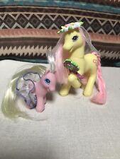 My Little Pony/mon Petit Poney G2-princess Sky Skimmer- Wedding Carriage Hasbro
