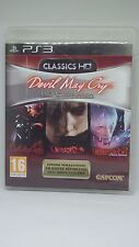 Devil May Cry Collection HD Classics Playstation 3 PS3