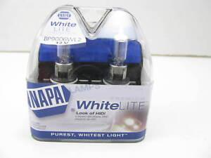 Napa BP9006WL2 White Lite Headlight Headlamp Bulb 12V 55W 2/Pack