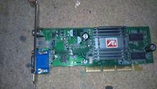 Carte graphique radeon 9200SE AGP 128MB