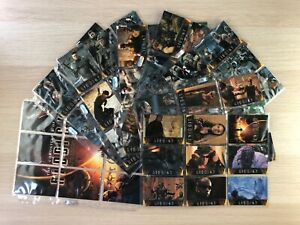 The Chronicles of Riddick Movie complete Base card set 1-72 by Rittenhouse 2004