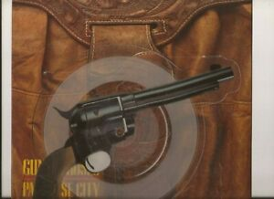 """Guns `N` Roses - Paradise City ( Shaped Picture Disc  7"""" + Holster Sleeve )"""