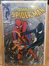 The Amazing Spiderman 258 1st appearance Venom Symbiote Nice Key