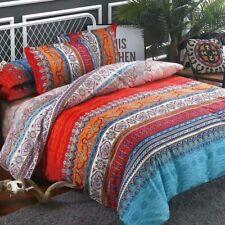 Comforter luxurious Bedding Goose Down Alternative Quilt Set Queen 3Pcs Set New