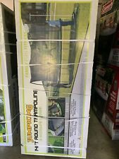 JumpKing 14ft Trampoline with 6 Pole Enclosure Brand New