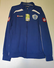 LOTTO SWEAT JACKET QUEENS PARK RANGERS BLEU TAILLE FR 5, US XL, EU 52, UK 42/44
