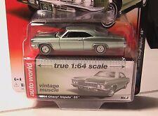 1966 CHEVY IMPALA SS 1:64 AUTO World 64042
