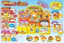 NEW SEGA Toys Anpanman A lot of shops! Shiny Glow! Anpanman Food Court Japan Toy