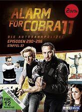 ALARM FÜR COBRA 11 STAFFEL 37  2 DVD NEU