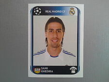 PANINI CHAMPIONS LEAGUE 2010 2011 - N.438 KHEDIRA REAL MADRID