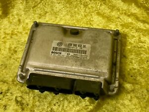 VW Lupo 1.4 Motor Steuergerät Motorsteuergerät 030906032DQ Original BOSCH