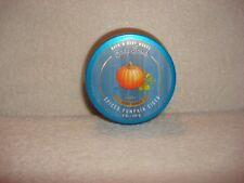 1 Bath & Body Works Spiced Pumpkin Cider Body Scrub with Pure Honey 8 oz Jar