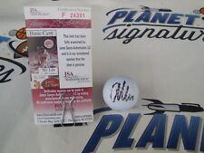 Anthony Kim PGA signed Pinnacle Hot Shot golf ball JSA COA