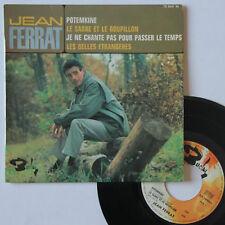 "Vinyle 45T Jean Ferrat  ""Potemkine"""