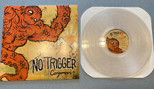 No Trigger-Canyoneer Vinyl record 1st press clear out of 1000
