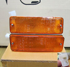 1984-1988 Toyota Pickup 1984-1989 Toyota 4Runner Turn Signal Light Bumper bar